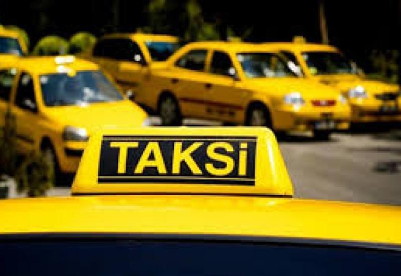 Yalnız bu taksilər işləyəcək