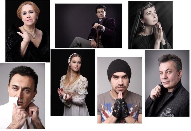 Азербайджанские актеры в стихах призывают всех оставаться дома