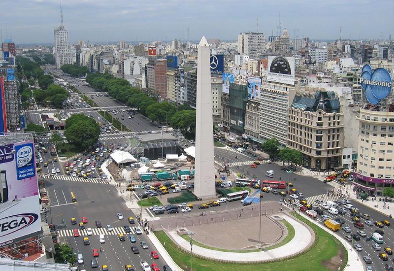 В столице Аргентины на фоне карантина на 50% снизилось загрязнение воздуха