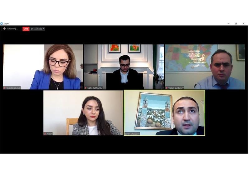Для граждан Азербайджана в США запущен проект консульских онлайн-услуг