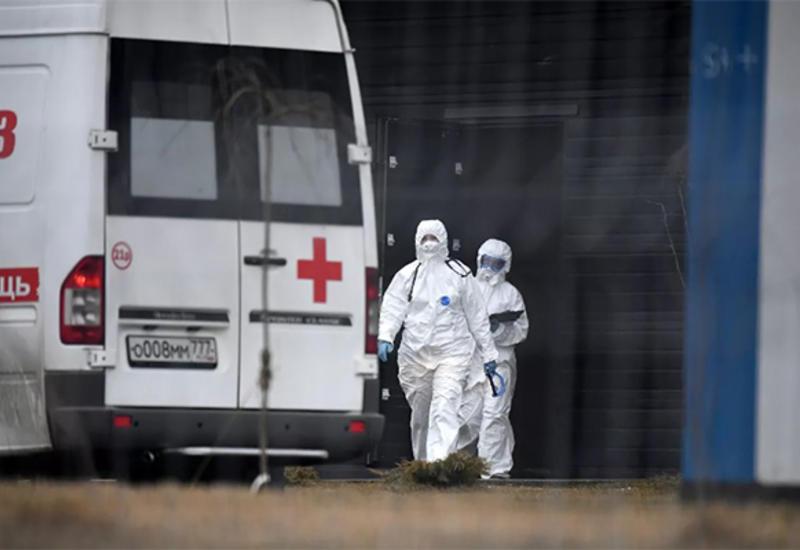 Rusiyada koronavirusa yoluxanların sayı 187 min nəfəri keçdi