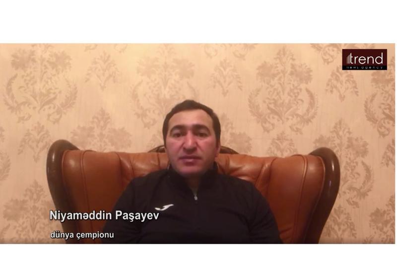 Ниямеддин Пашаев: Мы должны быть солидарными и соблюдать правила карантина