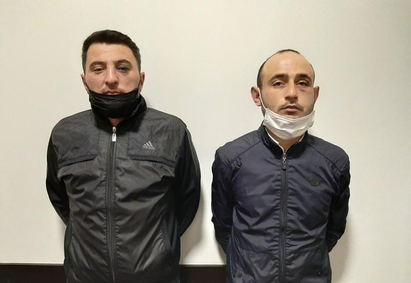 """Bakıda """"Rais"""" ləqəbli narkotacir saxlanıldı: Onlayn yolla narkotik satırmış"""
