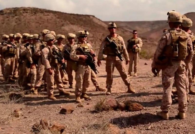 Коалиция во главе с США покидает авиабазу Аль-Такадум в Ираке
