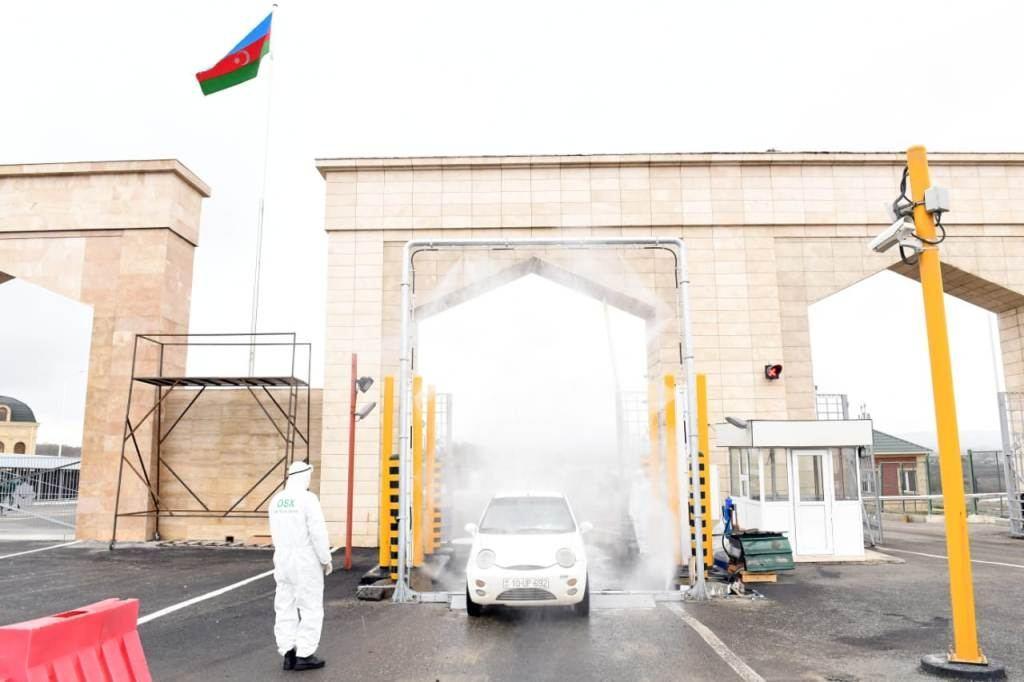 DSX Rusiyadan gələn azərbaycanlıların ölkəyə keçidini təmin edib