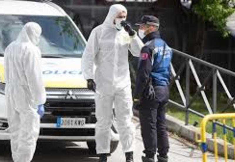 Распространение коронавируса в Испании замедлилось