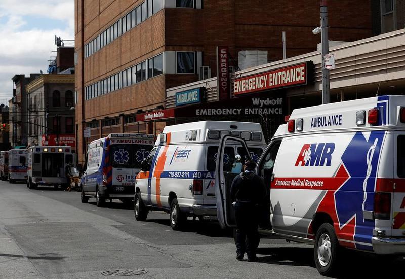 Пентагон направит 1,1 тыс. военных медиков в Нью-Йорк для помощи в борьбе с коронавирусом