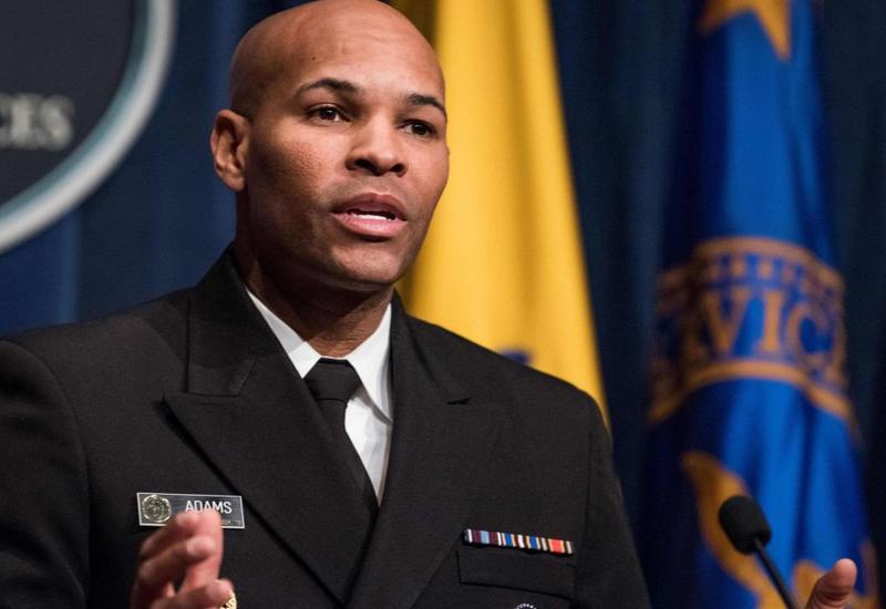 Главный санитарный врач США сравнил последствия пандемии в стране с атакой на Перл-Харбор
