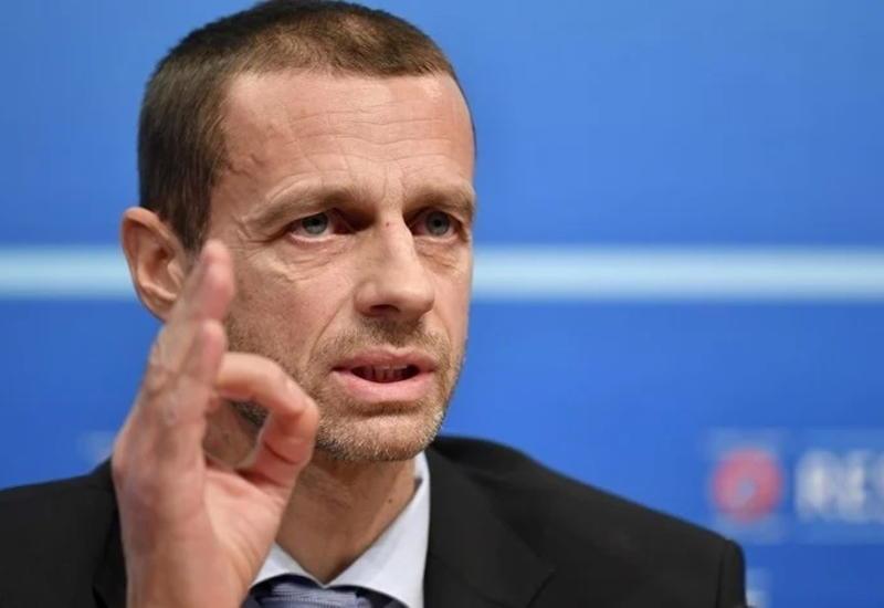 Президент УЕФА сказал, когда пройдет финал ЛЧ