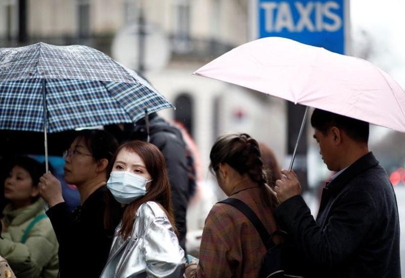 Во Франции умерло более 8 тыс. человек, зараженных коронавирусом
