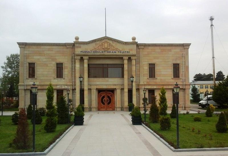 Füzuli Dövlət Dram Teatrı onlayn tamaşalar nümayiş etdirir