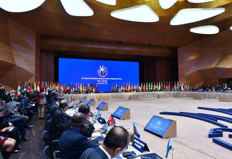 Страны-члены Движения неприсоединения не признают т.н. «выборы» в оккупированном Карабахе