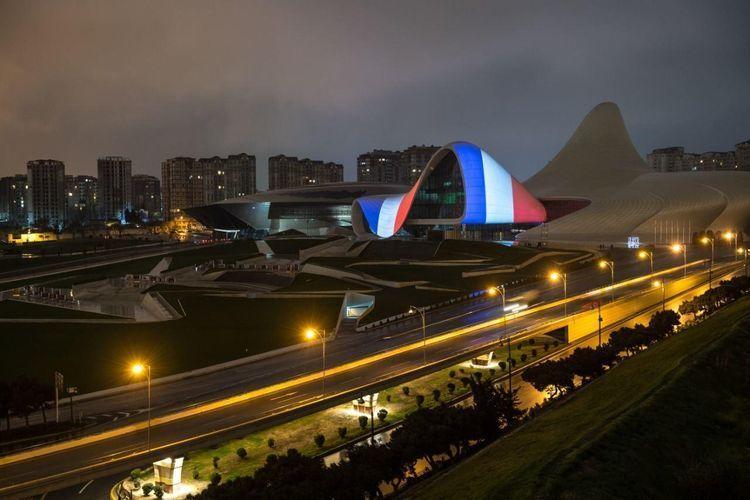 МИД Франции поблагодарил Азербайджан