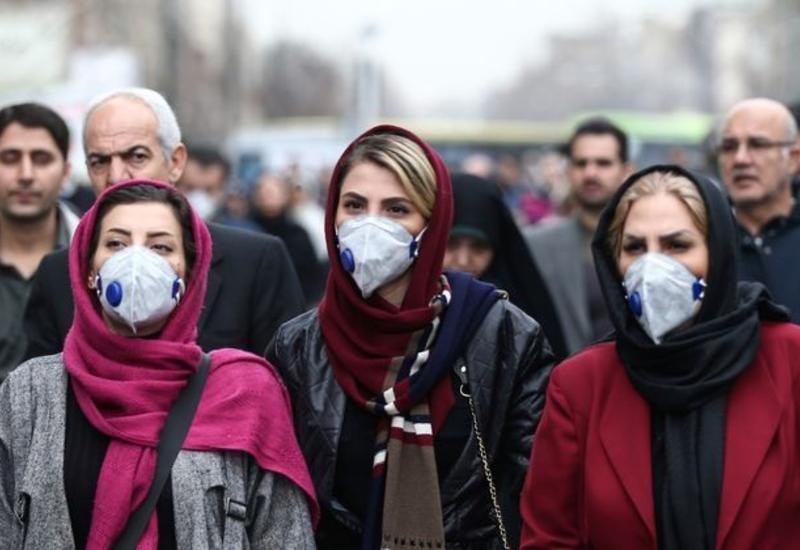 Число умерших от коронавируса в Иране достигло 3739 человек