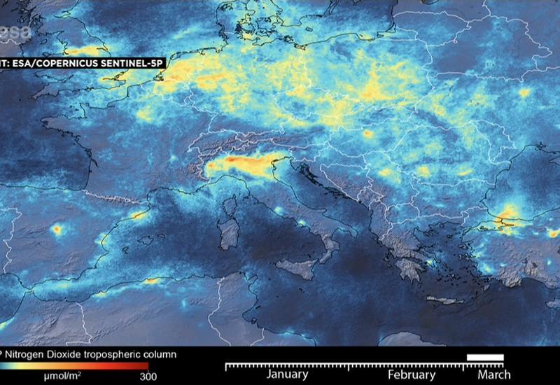 Италия задействовала спутники для наблюдения за обстановкой в стране