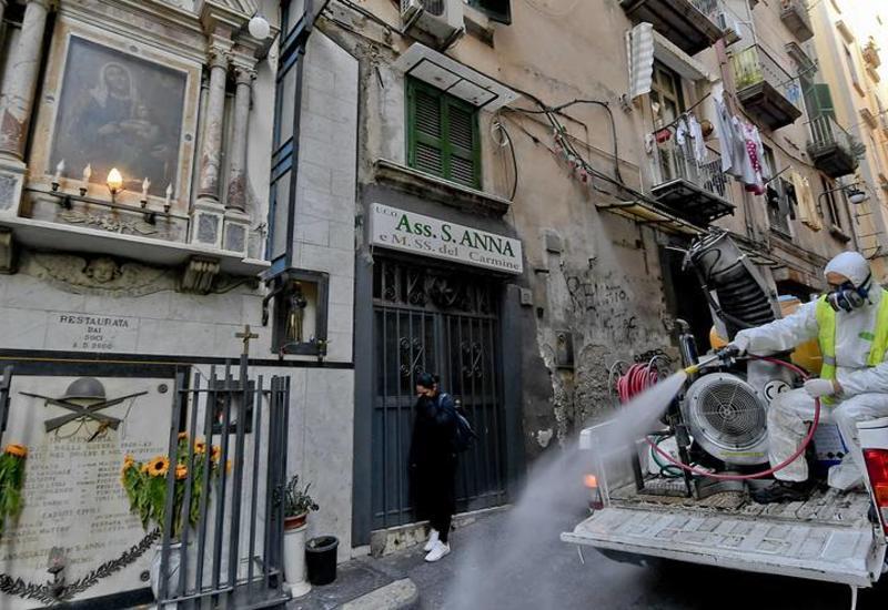 В Италии вновь выросло число смертей от коронавируса