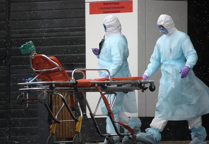 Число случаев заражения коронавирусом в России превысило 6,3 тысячи