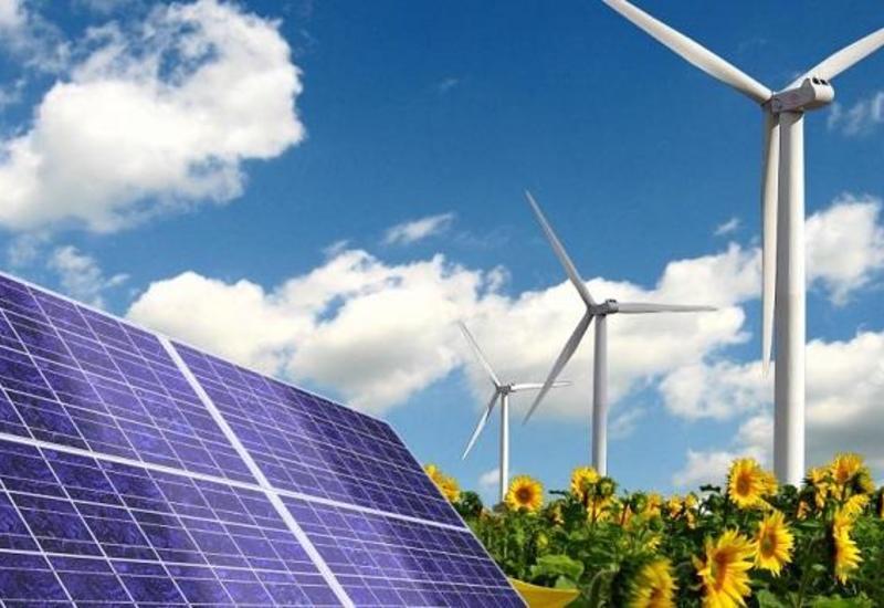 Азербайджан осуществил ряд мероприятий в области возобновляемой энергетики