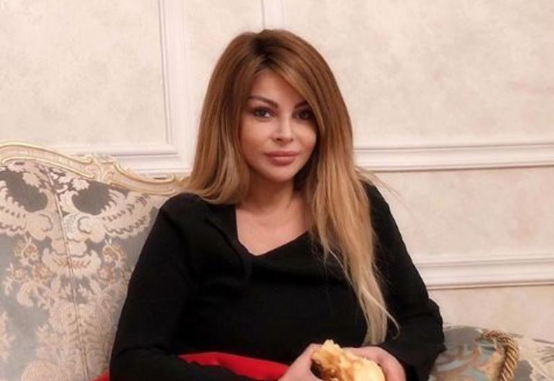 Aygün Kazımova özünü nümunə göstərərək  sevənlərini evdə qalmağa çağırır