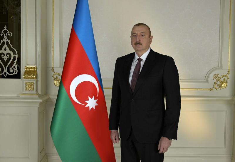 Президент Ильхам Алиев: Охватившие Армению азербайджанофобия, исламофобия достигли степени психической болезни