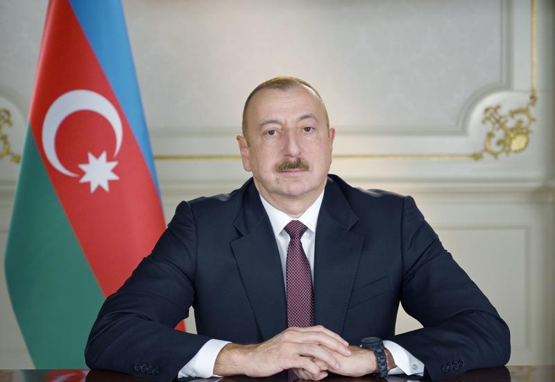 Президент Ильхам Алиев: Я всегда старался быть верным пути моего отца