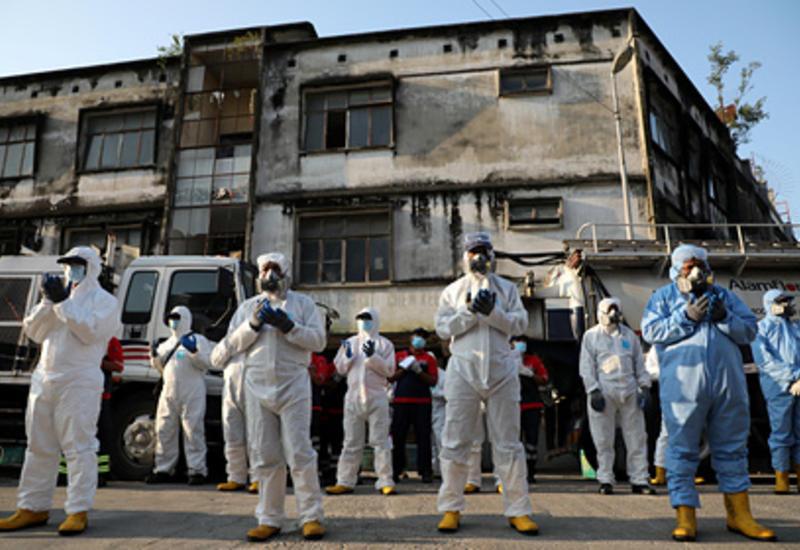 Число заразившихся коронавирусом в мире превысило 1,3 миллиона