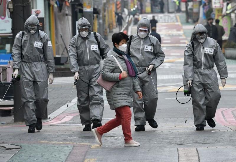 В Южной Корее число заражений коронавирусом за сутки оказалось наименьшим с февраля