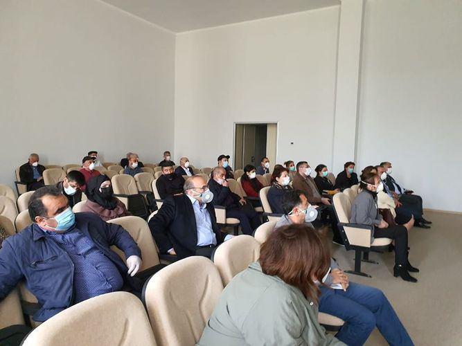 В районных больницах Азербайджана начались тренинги для врачей