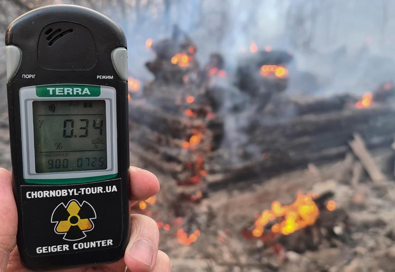 Уровень радиации превышен в 16 раз: что происходит у Чернобыля