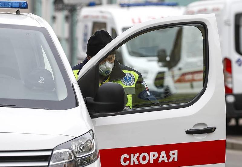 Число случаев заражения коронавирусом в Москве за сутки возросло на 697