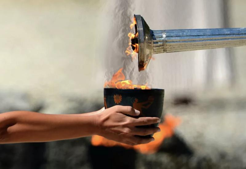 В Японии прекратят открытую демонстрацию олимпийского огня из-за коронавируса