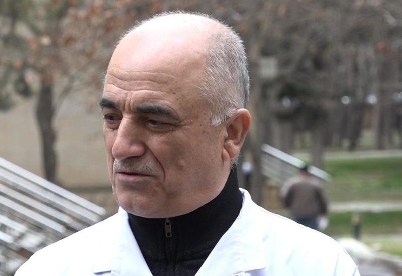 Главный инфекционист Азербайджана рассказал о сроке особого режима карантина