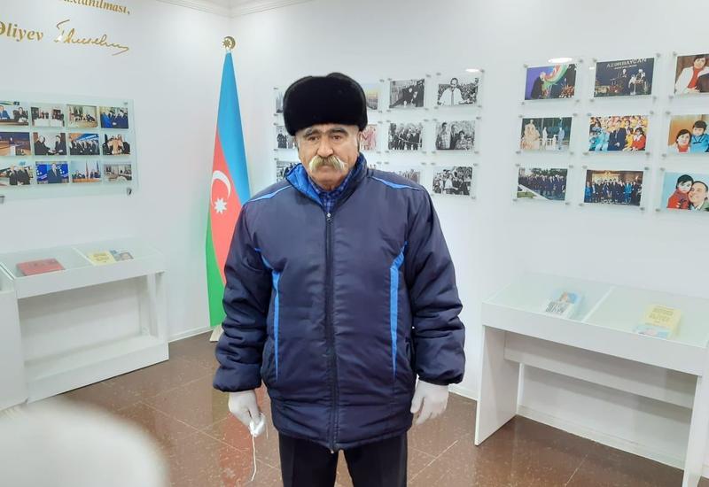 Президент Ильхам Алиев своим гуманным шагом даровал нам свободу