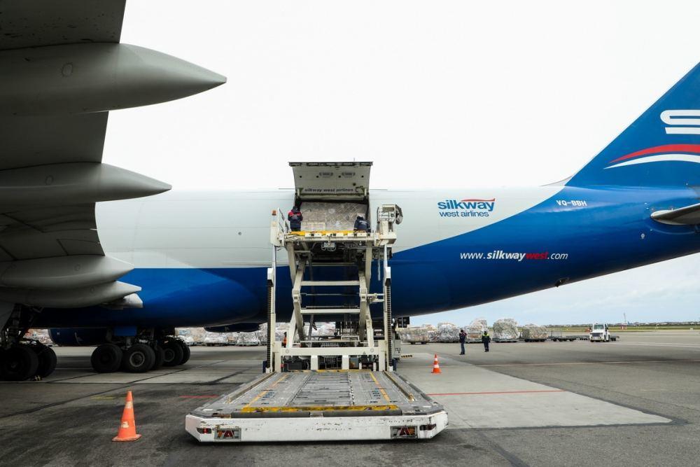 Китай направил Азербайджану медицинскую помощь для борьбы с коронавирусом