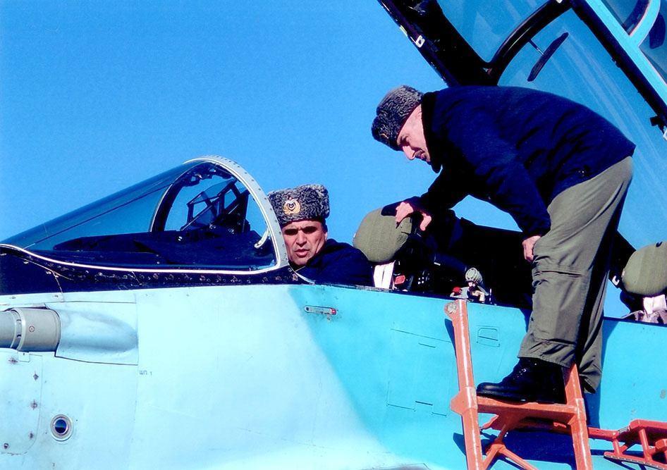 Азербайджан закупает самые современные российские боевые самолеты