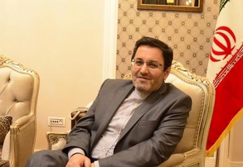 Посол Ирана поблагодарил Азербайджан