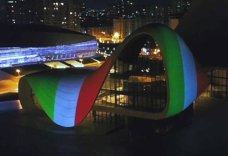 Центр Гейдара Алиева поддержал Италию
