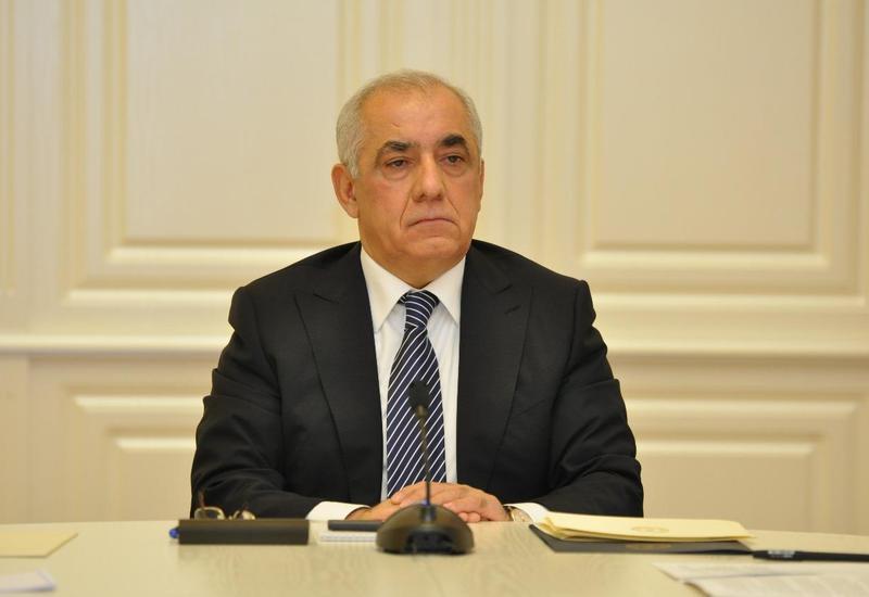 Завтра Милли Меджлис заслушает видеоотчет премьер-министра Али Асадова