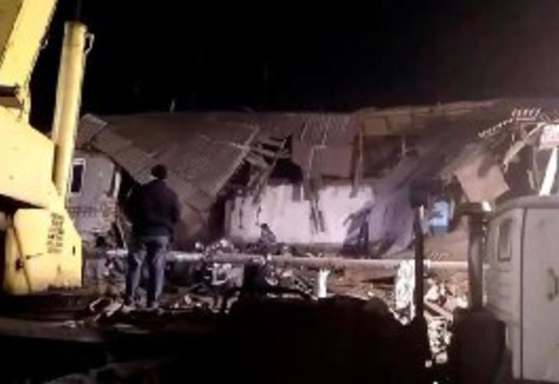 Мощный взрыв газа в России: сотни спасателей прибыли на место ЧП, есть погибшие