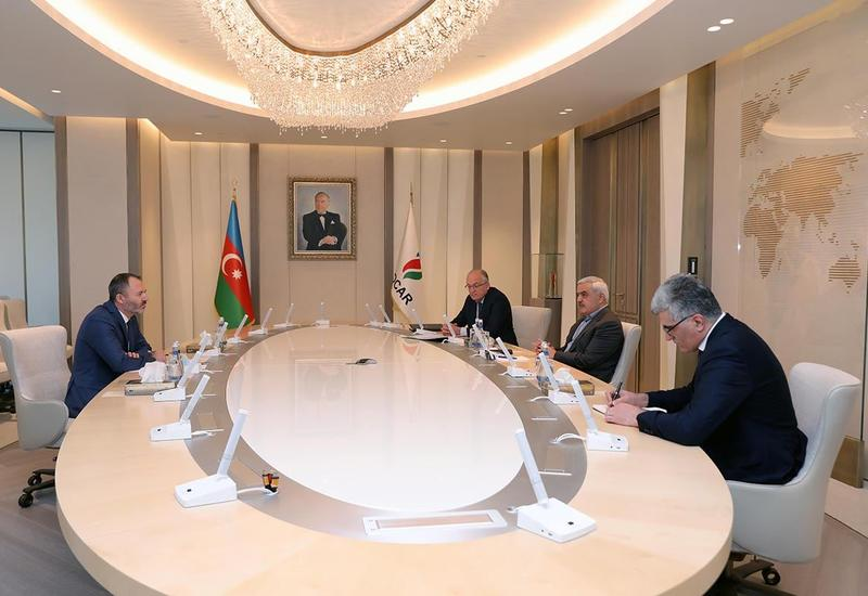 Total продолжит реализуемые в Азербайджане проекты