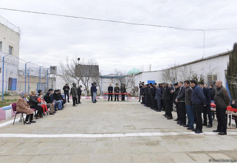 В Азербайджане заключенным  будет оказана бесплатная психологическая помощь