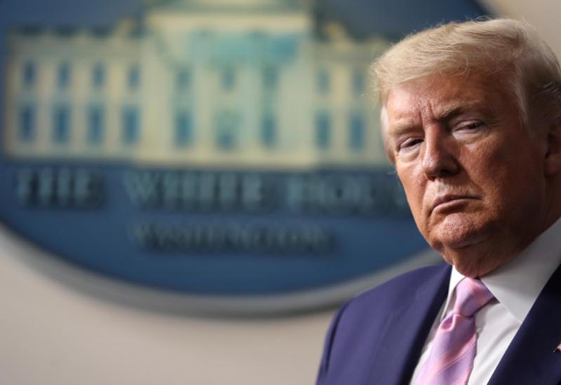 """Трамп: США приостановят взносы в бюджет ВОЗ, так как она """"упустила пандемию"""""""