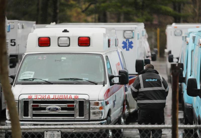 В США зафиксировано рекордное количество смертей от коронавируса за сутки