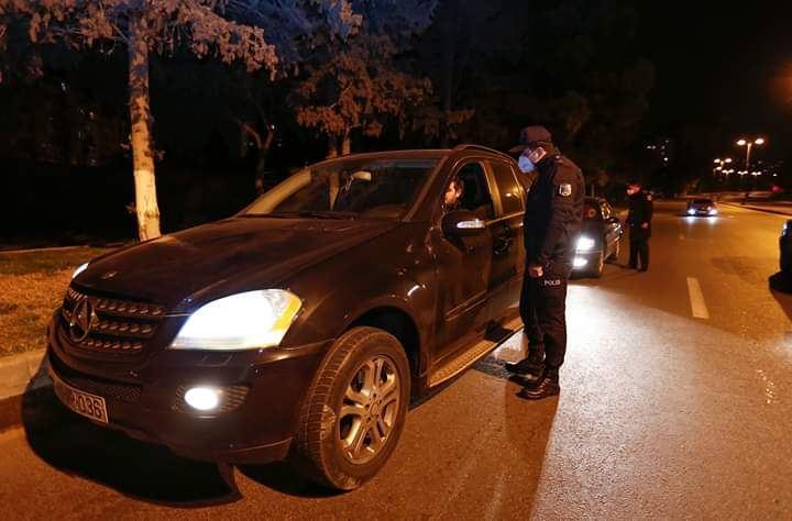 Полиция Баку вновь предупредила граждан