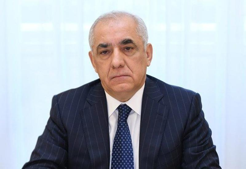 Али Асадов поздравил грузинского коллегу