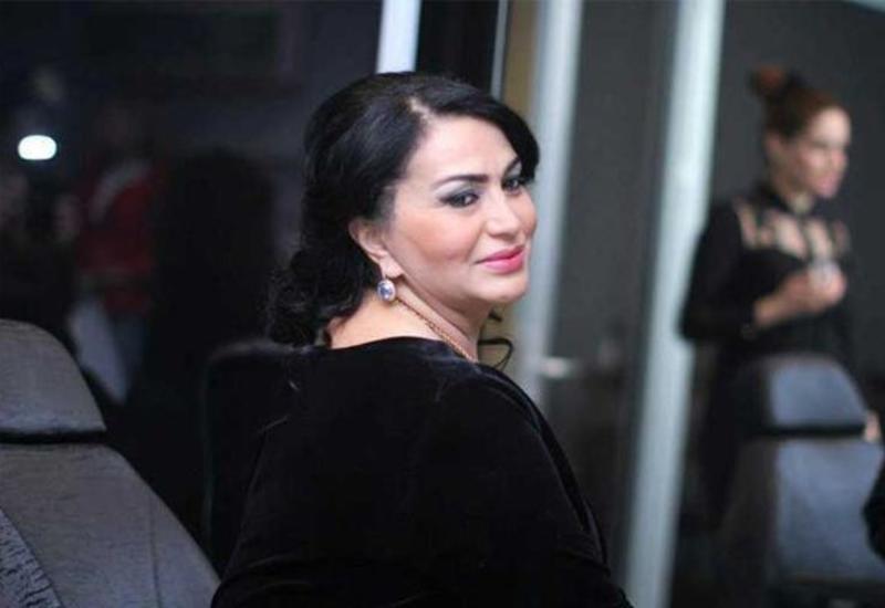 Заслуженная артистка Фируза Ибадова: Оставайтесь дома, чтобы не заболеть и продлить свою жизнь