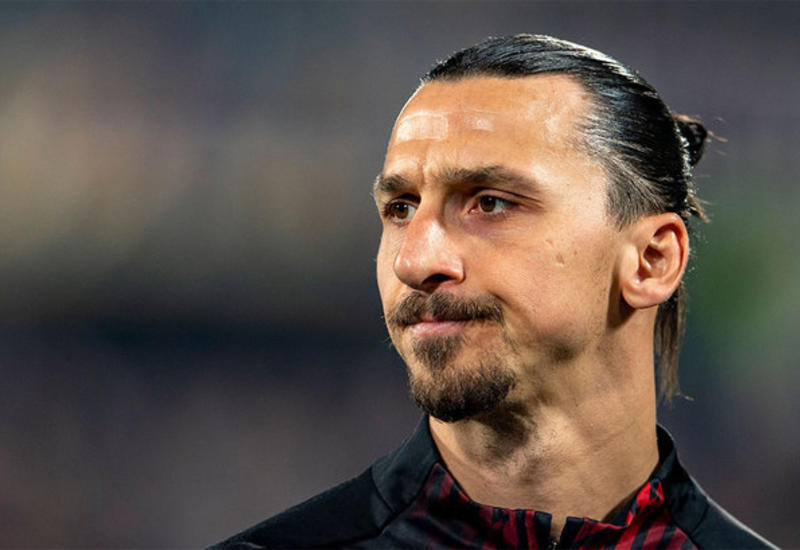 Ибрагимович приехал в Швецию и тренируется в собственном клубе