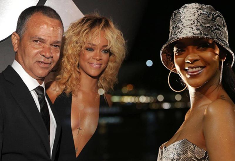 Atası koronavirusa yoluxan Rihannadan 700 minlik yardım