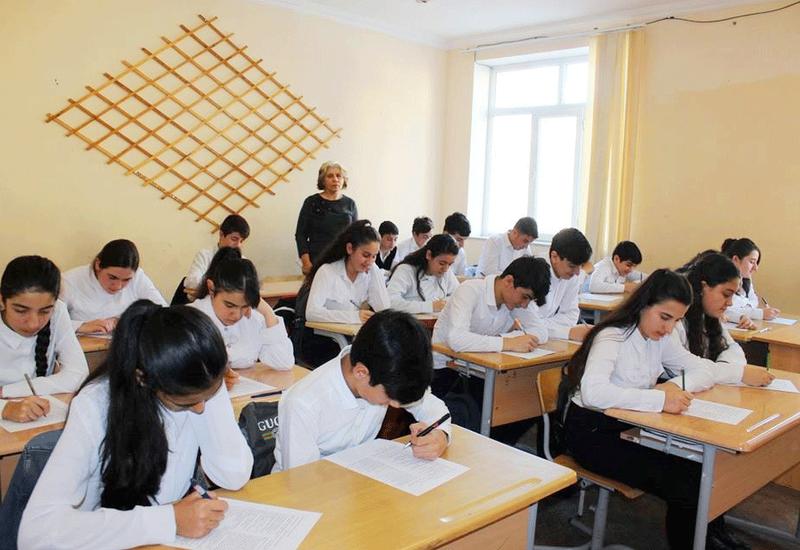 В Азербайджане предлагается сократить длительность уроков и увеличить время перемен в школах
