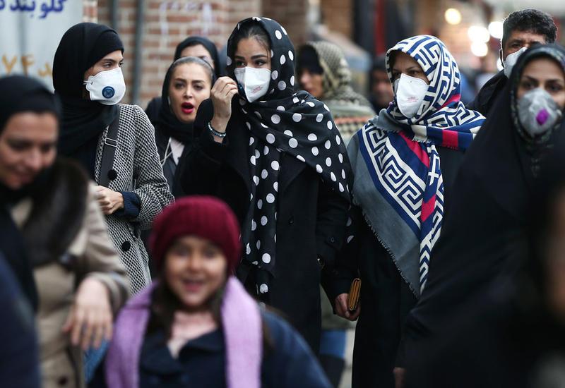 В Иране общее число инфицированных коронавирусом превысило 70 тыс.